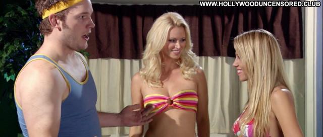 Aubrie Lemon Deep In The Valley Bikini Bra Beautiful Posing Hot Babe