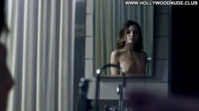 Emily Browning American Gods  Babe Beautiful Posing Hot Celebrity