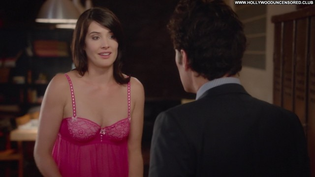 Cobie Smulders They Came Together Celebrity Medium Tits Brunette Cute