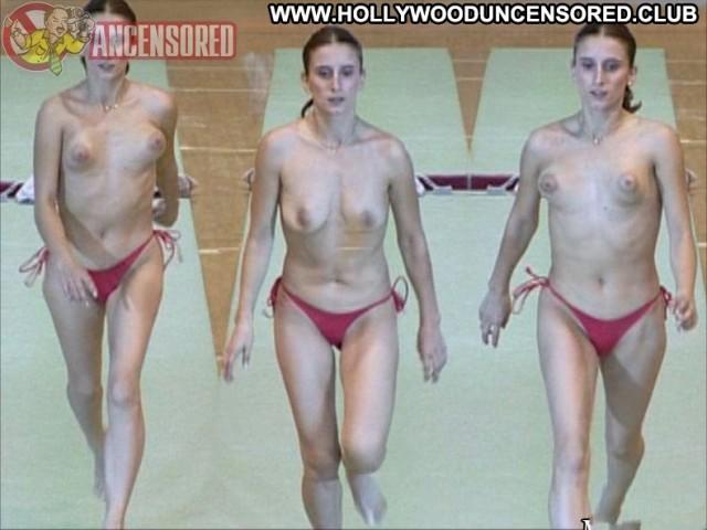 Claudia Presecan Gold Bird International Celebrity Skinny Sexy