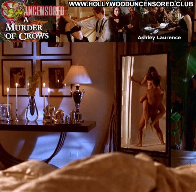 Ashley Laurence A Murder Of Crows International Brunette Pretty