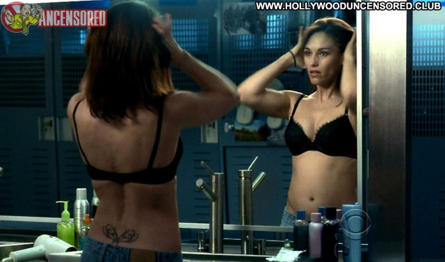 Amy Jo Johnson Flashpoint Brunette Medium Tits Celebrity Gorgeous Hot