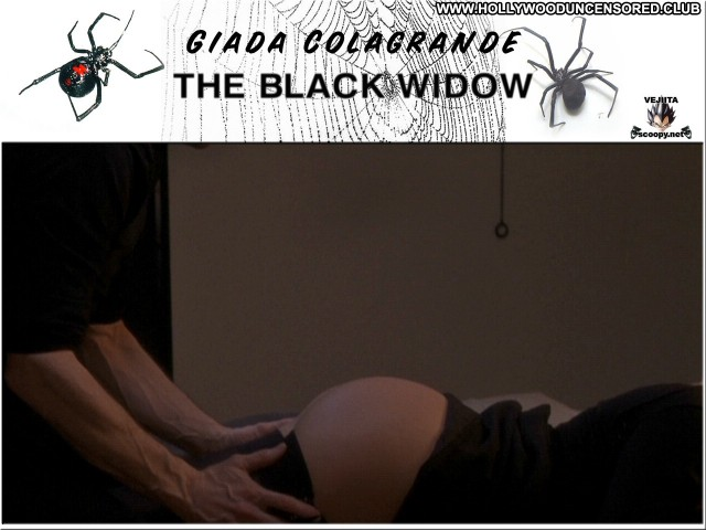 Giada Colagrande Black Widow Celebrity Gorgeous Nice Stunning