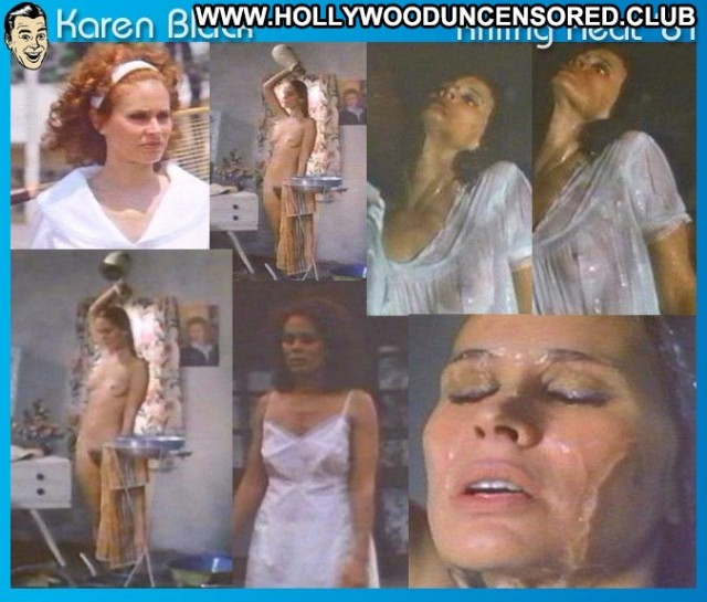 Karen Black Killing Heat Celebrity Nice Stunning Medium Tits Brunette