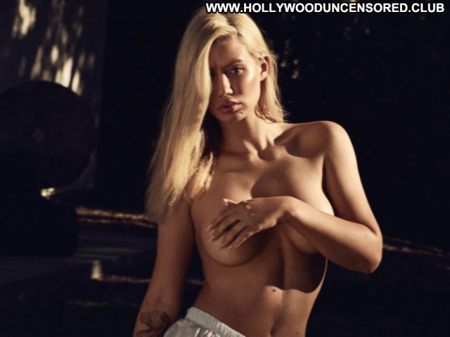 Iggy Azalea No Source Magazine Celebrity Posing Hot Australia