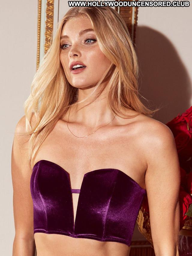 Elsa Hosk No Source Lingerie Photoshoot Beautiful Babe Posing Hot
