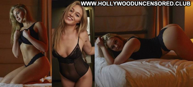 Iskra Lawrence No Source Babe Lingerie Beautiful Celebrity Posing Hot
