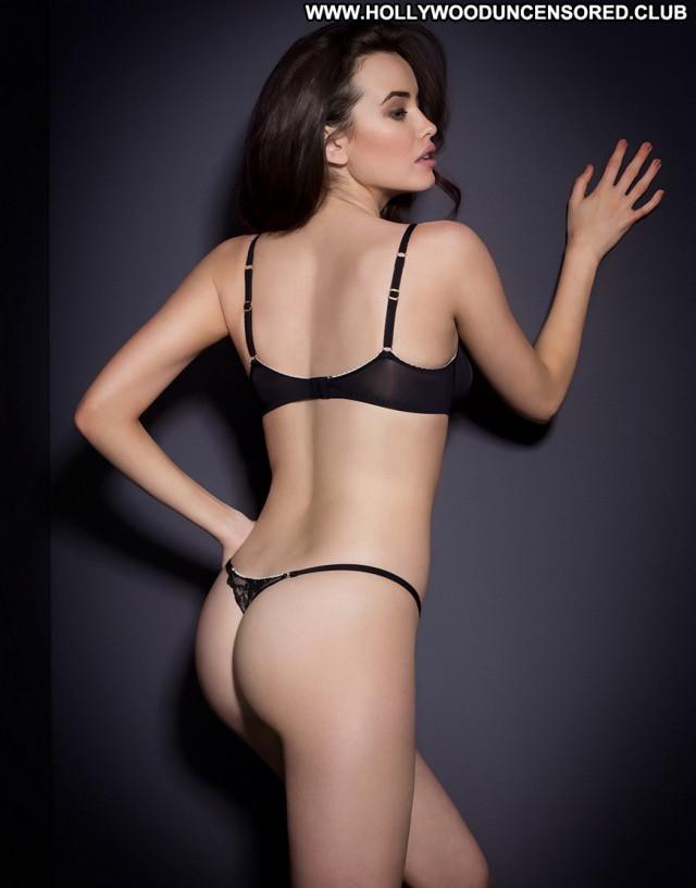 Sarah Stephens No Source  Beautiful Celebrity Posing Hot Hot Lingerie