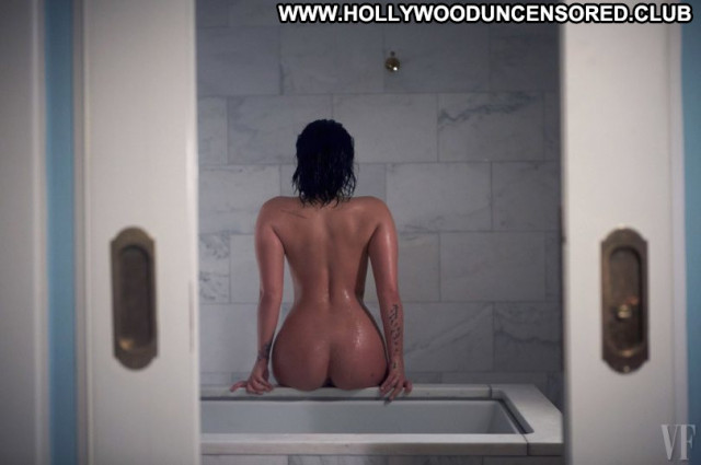 Demi Lovato Vanity Fair Beautiful Celebrity Nude Magazine Photoshoot