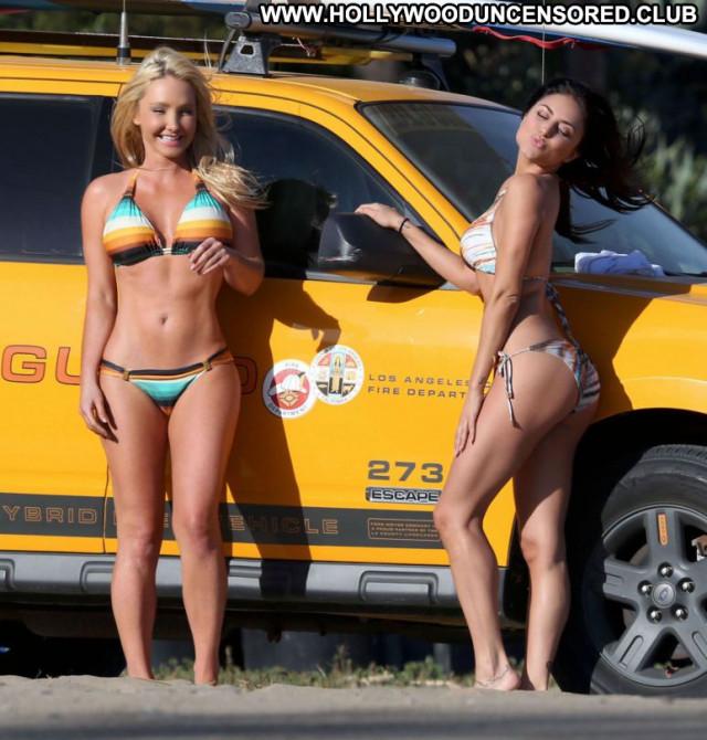 Cassie Scerbo No Source Bikini Posing Hot Beautiful Candids Babe