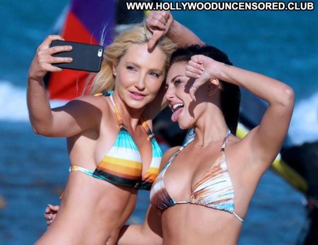 Cassie Scerbo No Source Posing Hot Beautiful Candids Bikini Celebrity
