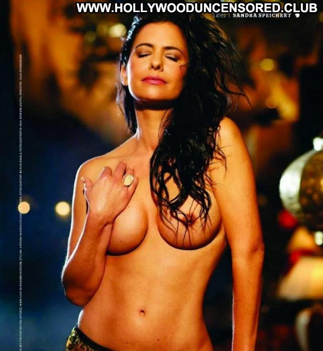 Sandra Speichert No Source Posing Hot Actress German Celebrity