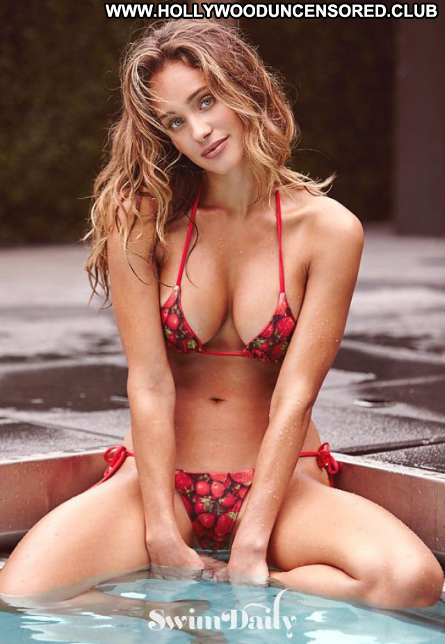 Hannah Davis No Source Celebrity Summer Beautiful Babe Posing Hot