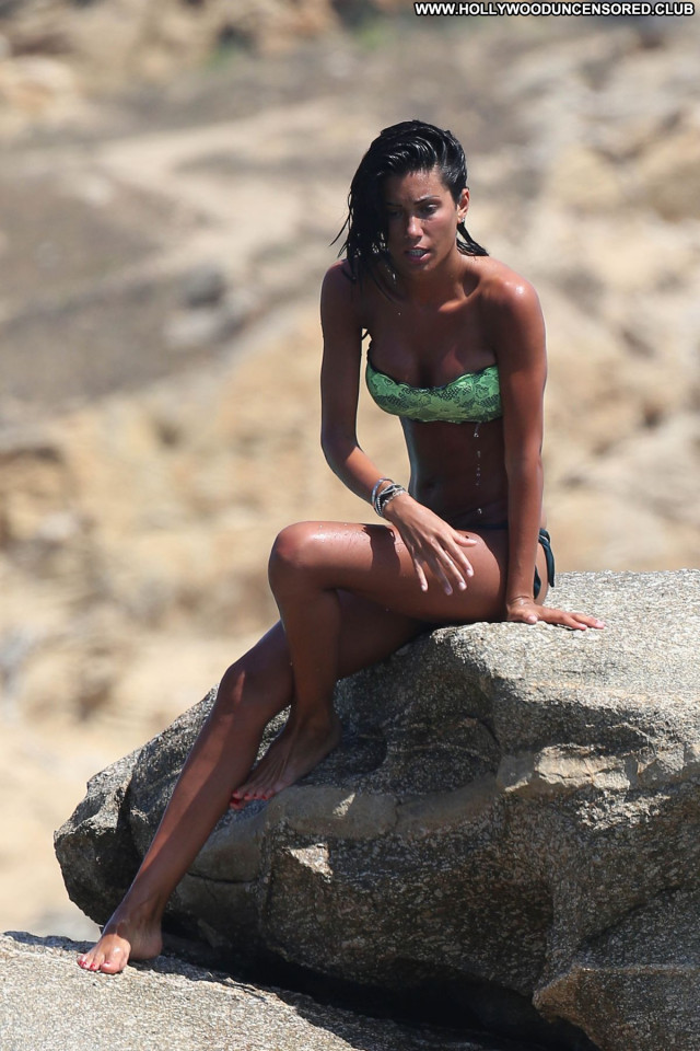 Federica Nargi The Beach Posing Hot Bikini Candids Beach Beautiful