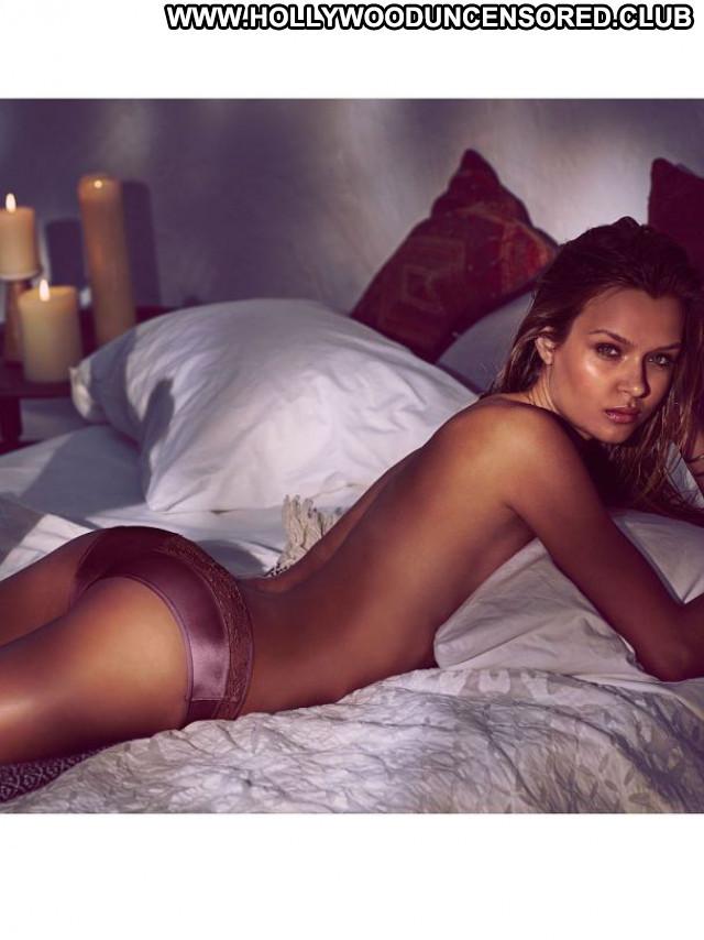 Josephine Skriver No Source Beautiful Sexy Celebrity Lingerie Babe