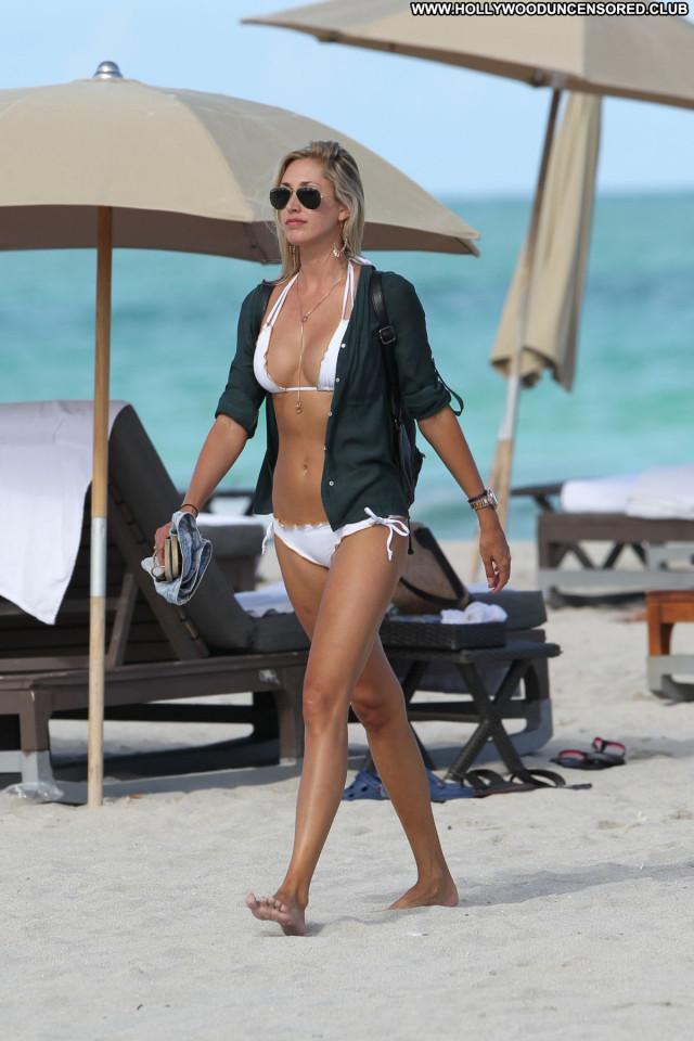Lauren Stoner No Source Celebrity Beach Beautiful Bikini Posing Hot