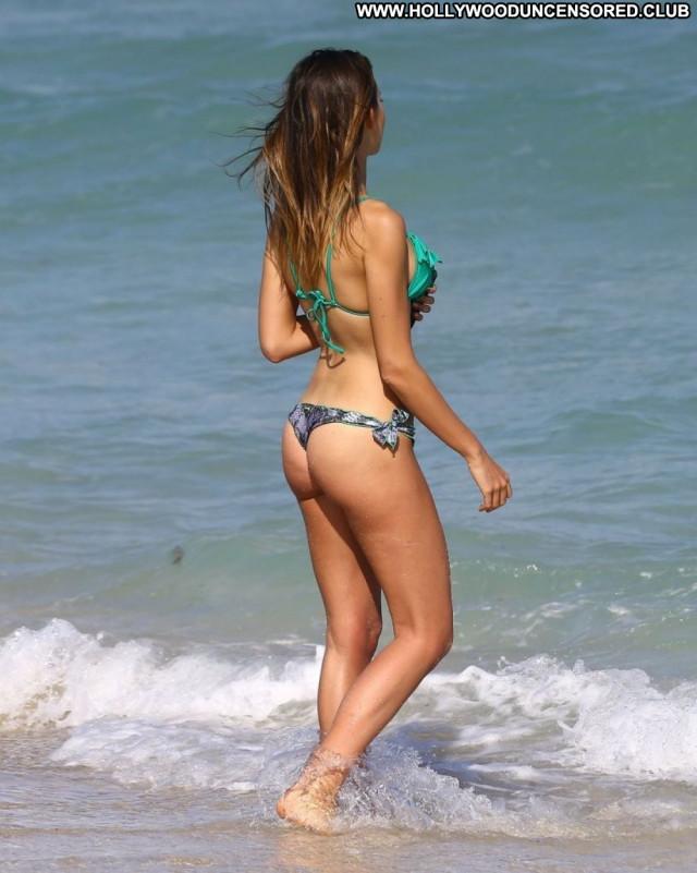 Alessia Tedeschi The Beach Celebrity Actress Model Italian Beach Babe