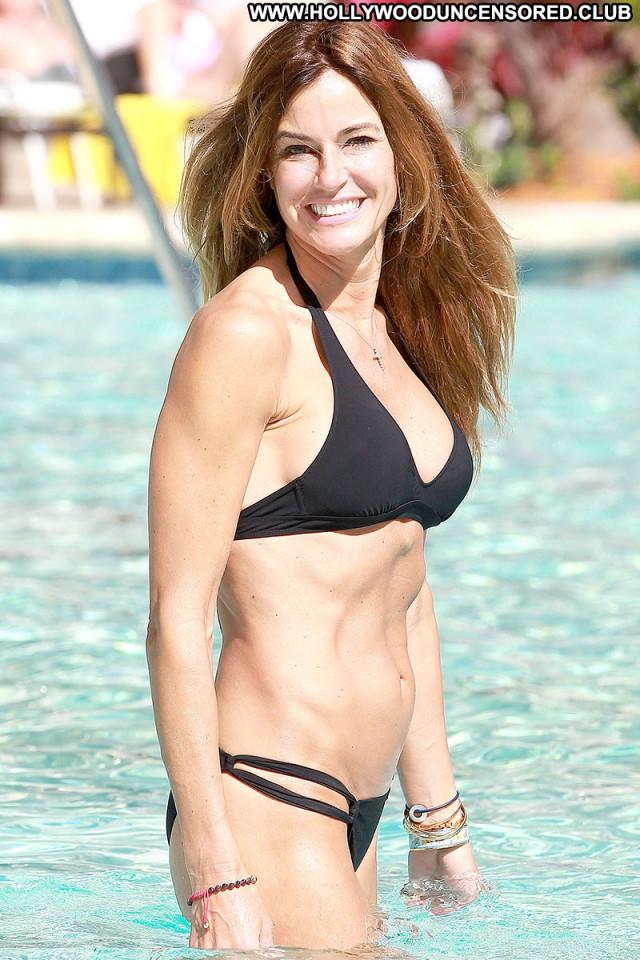 Kelly Bensimon No Source Babe Beautiful Posing Hot Celebrity Bikini