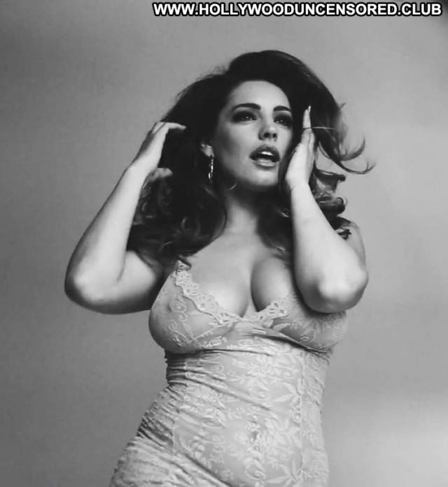 Kelly Brook Calendar Babe Posing Hot Celebrity Beautiful Nude Actress
