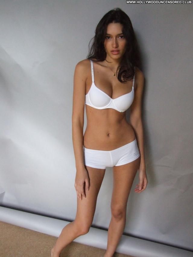 Francesca Eastwood The Beach Photoshoot Big Tits Office Bikini