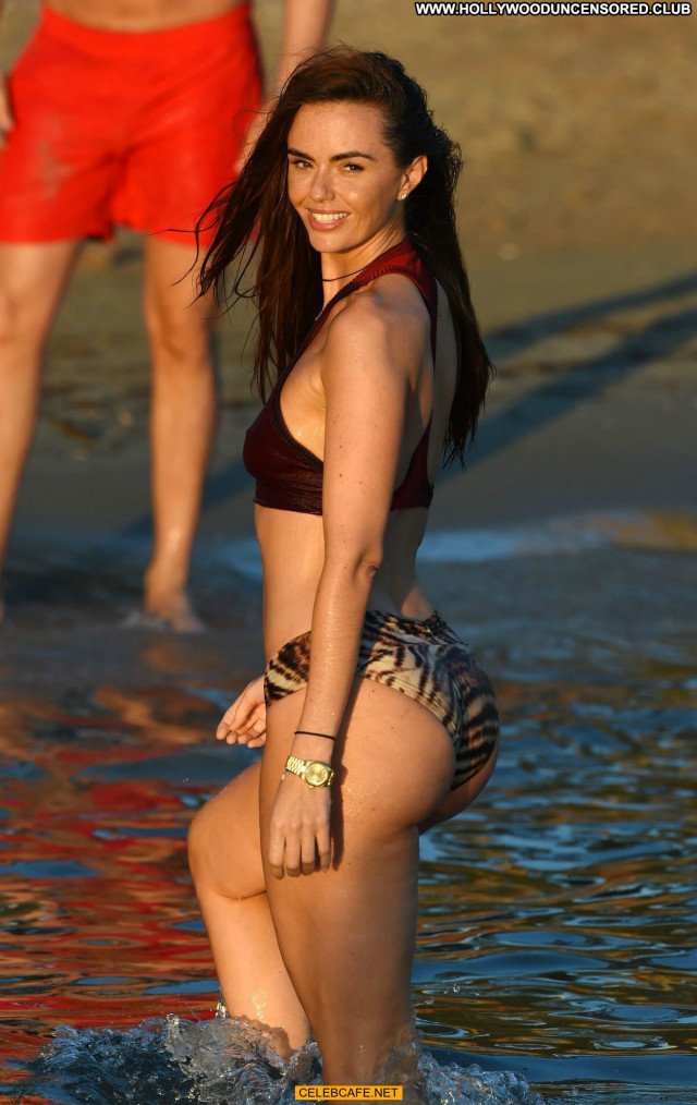 Jennifer Metcalfe No Source Posing Hot Babe Celebrity Beach Ibiza