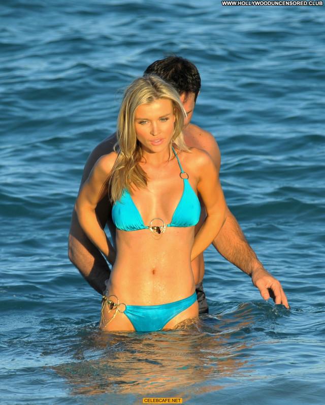 Joanna Krupa No Source Beautiful Babe Pokies Bikini Celebrity Wet
