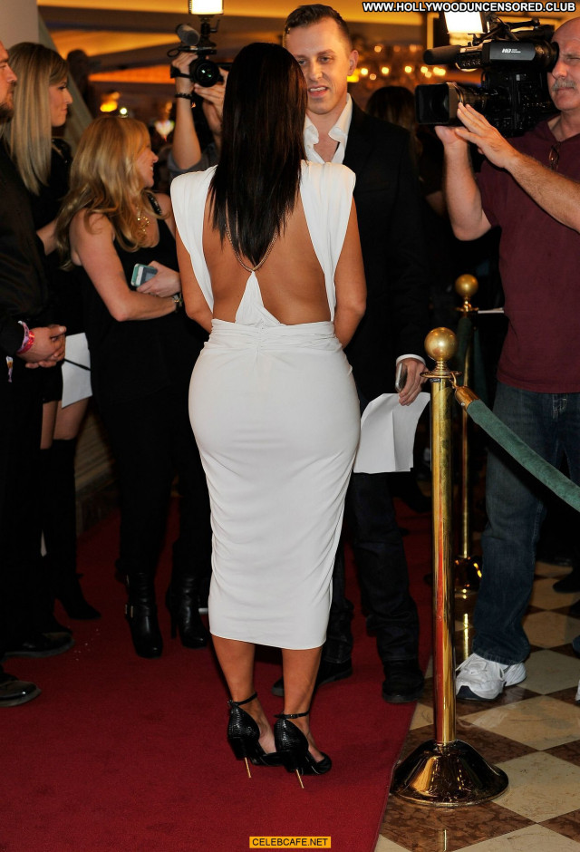 Kim Kardashian No Source Beautiful Cleavage Birthday Celebrity Babe