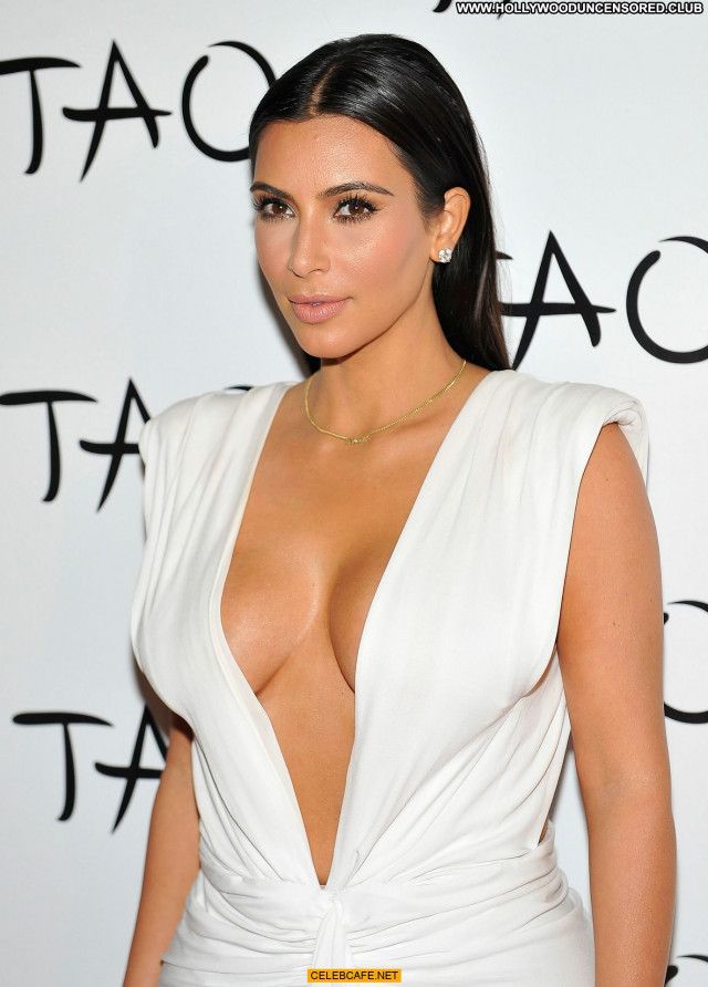 Kim Kardashian No Source Posing Hot Babe Birthday Celebrity Beautiful