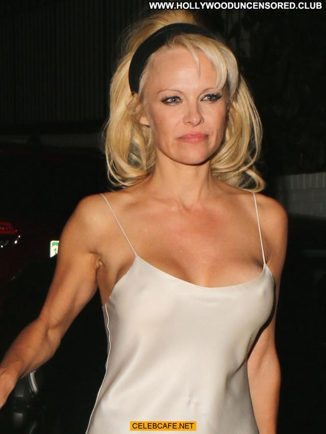 Pamela Anderson West Hollywood West Hollywood Beautiful Nipslip Babe
