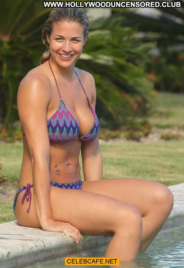 Gemma Atkinson No Source Bikini Beautiful Posing Hot Celebrity