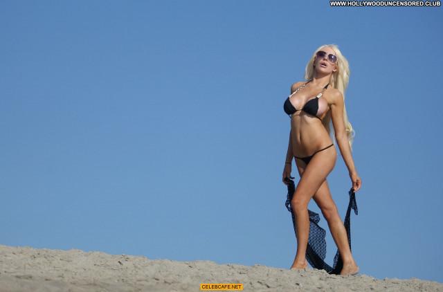 Courtney Stodden The Beach California Beach Babe Posing Hot Beautiful