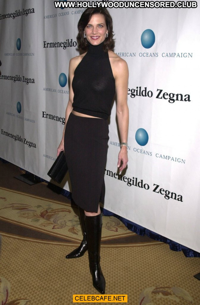 Terry Farrell No Source Bra Babe See Through Beautiful Celebrity