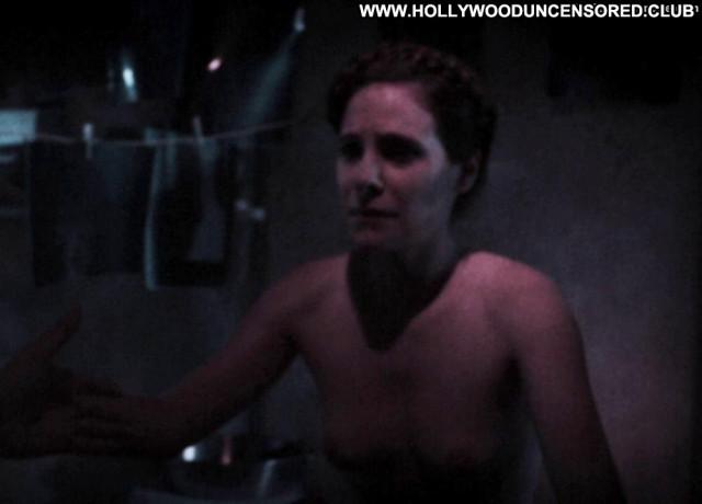 Caroline Dhavernas Full Frontal Horror Celebrity Posing Hot Beautiful