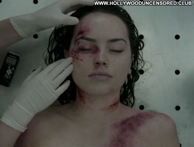 Daisy Ridley Silent Witness Toples Topless Big Tits Female Tv Series