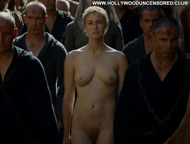Lena Headey Game Of Thrones  Clothed Posing Hot Full Frontal Breasts