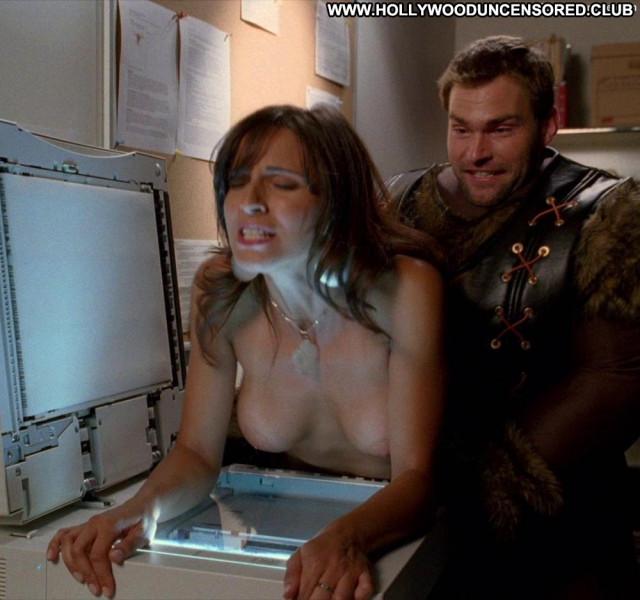 Tina Casciani Role Models Big Tits Breasts Topless Model Posing Hot