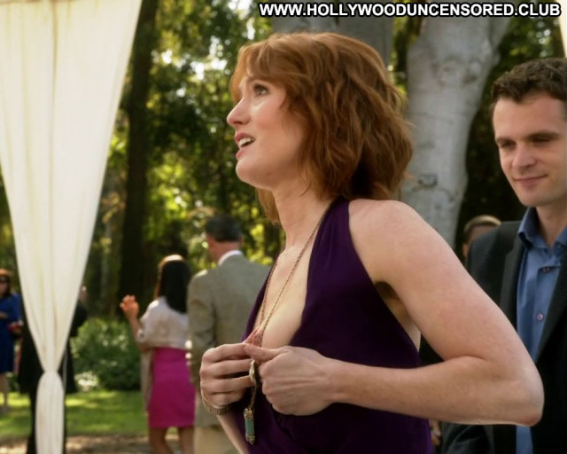 Alicia Witt House Of Lies Bar Celebrity Party Tits Topless Cleavage