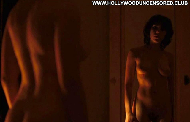 Scarlett Johansson Under The Skin Posing Hot Bar Breasts Big Tits