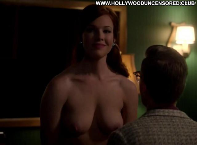 Erin Cummings Masters Of Sex  Topless Big Tits Toples Beautiful Bra