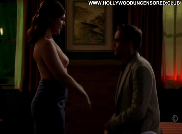 Erin Cummings Masters Of Sex Topless Sex Toples Babe Celebrity Bra