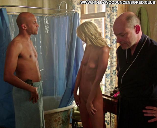 Riki Lindhome Full Frontal Shower Celebrity Bathroom Babe Nude