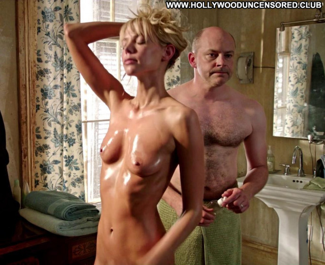 Riki Lindhome Full Frontal Breasts Nude Beautiful Bathroom Bar Full
