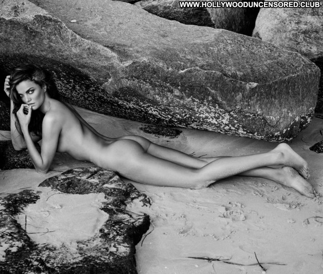 Barbara Fialho Photo Shoot  See Through Babe Bra Brazilian Nude Big