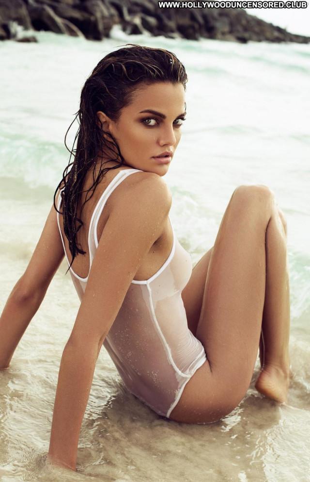 Barbara Fialho Photo Shoot Bra Beach Big Tits Bar Brazil Babe