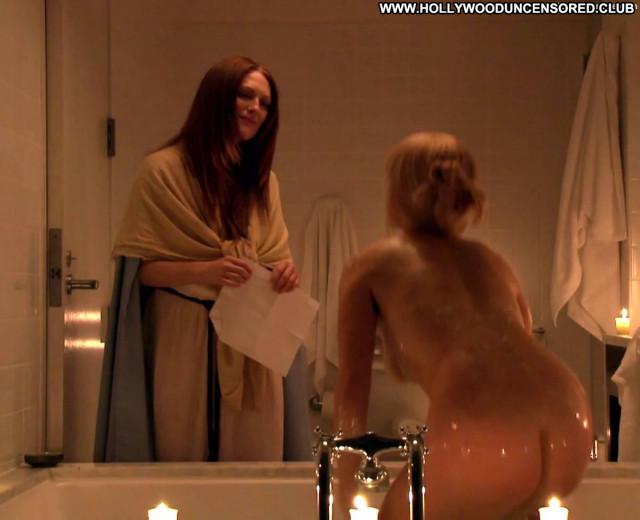 Carla Gugino Elektra Luxx Topless Toples Celebrity Beautiful Babe Ass