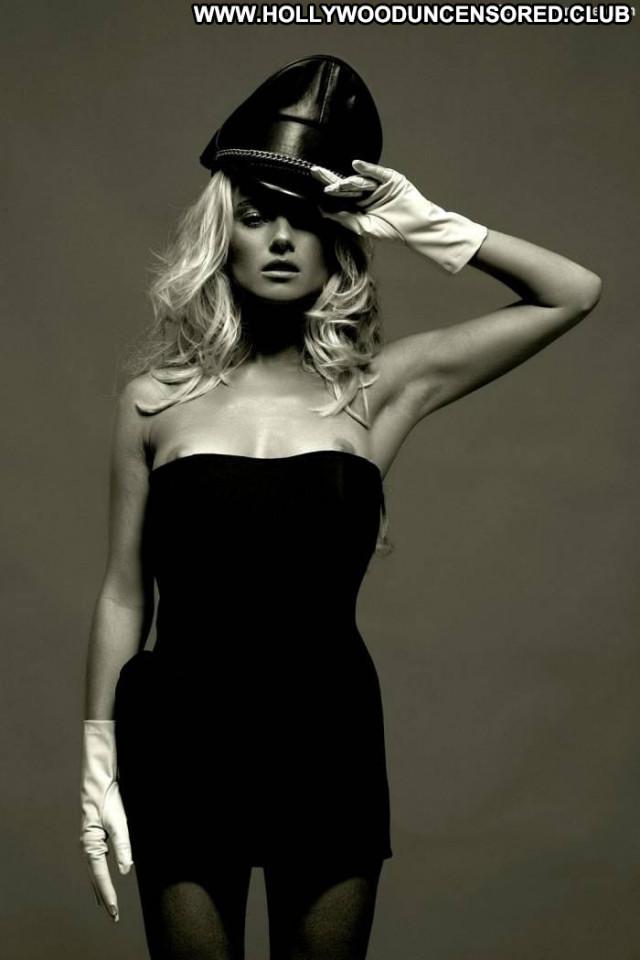 Gabriella Toth Black And White Big Tits Magazine Breasts Seduction