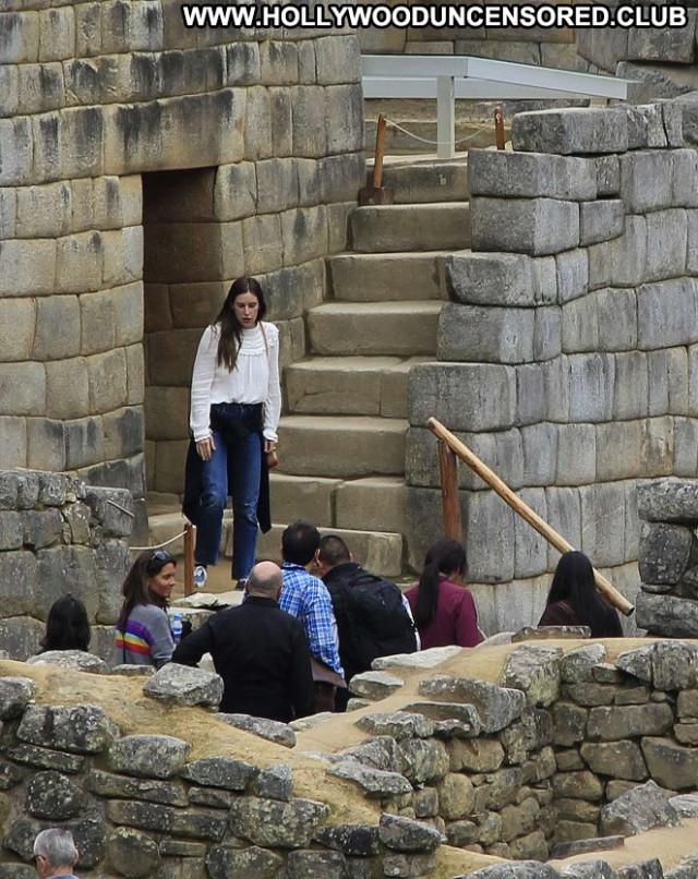Demi Moore No Source Peruvian Peru Babe Paparazzi Posing Hot