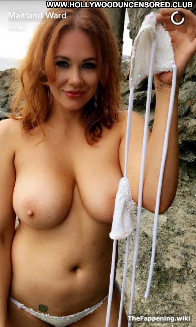 Maitland Ward Hollywood Nude Hot Reality Perfect Famous Beautiful