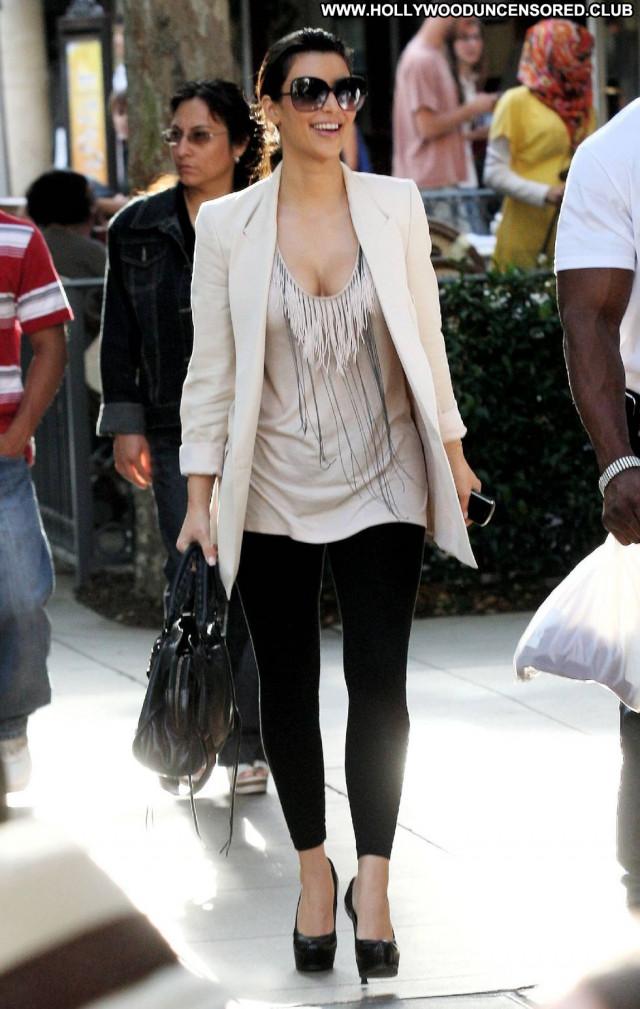 Kim Kardashian Los Angeles Celebrity Los Angeles Paparazzi Babe
