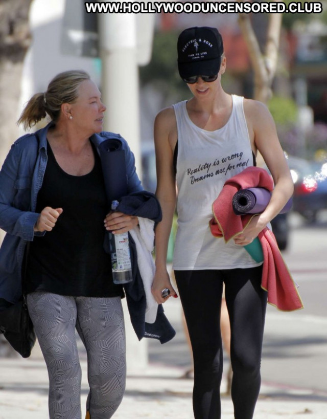 Charlize Theron West Hollywood West Hollywood Celebrity Babe